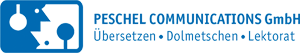 Logo Peschel Communications
